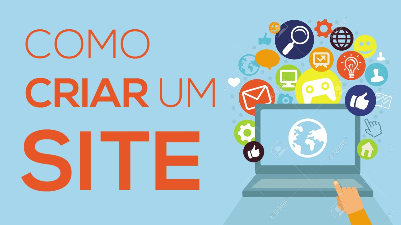 Como criar um site profissional